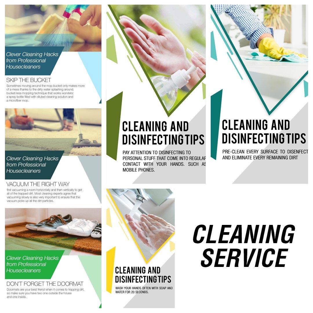 Cleaning Company Sneak Peak