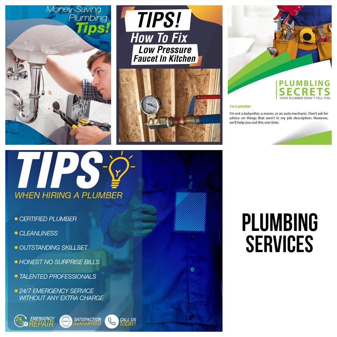 Plumbing Service Sneak Peak