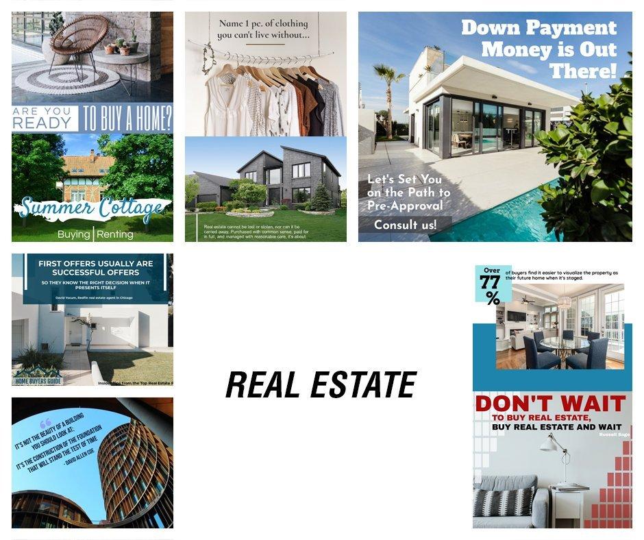 Real Estate Sneak Peak