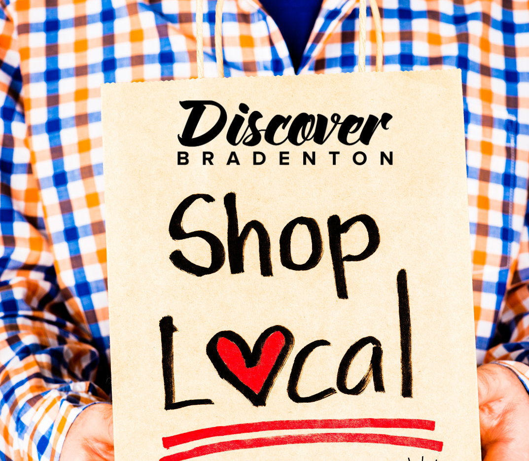 Discover Bradenton Shop Local